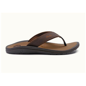 OluKai Ohana Sandals Men dark java/ray